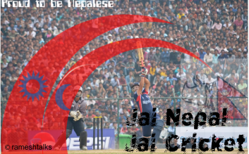 Nepal Cricket on rise